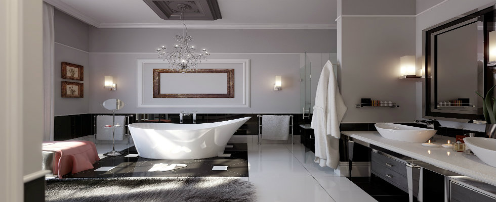 Top 10 Must Haves For A Luxury Bathroom - Happho