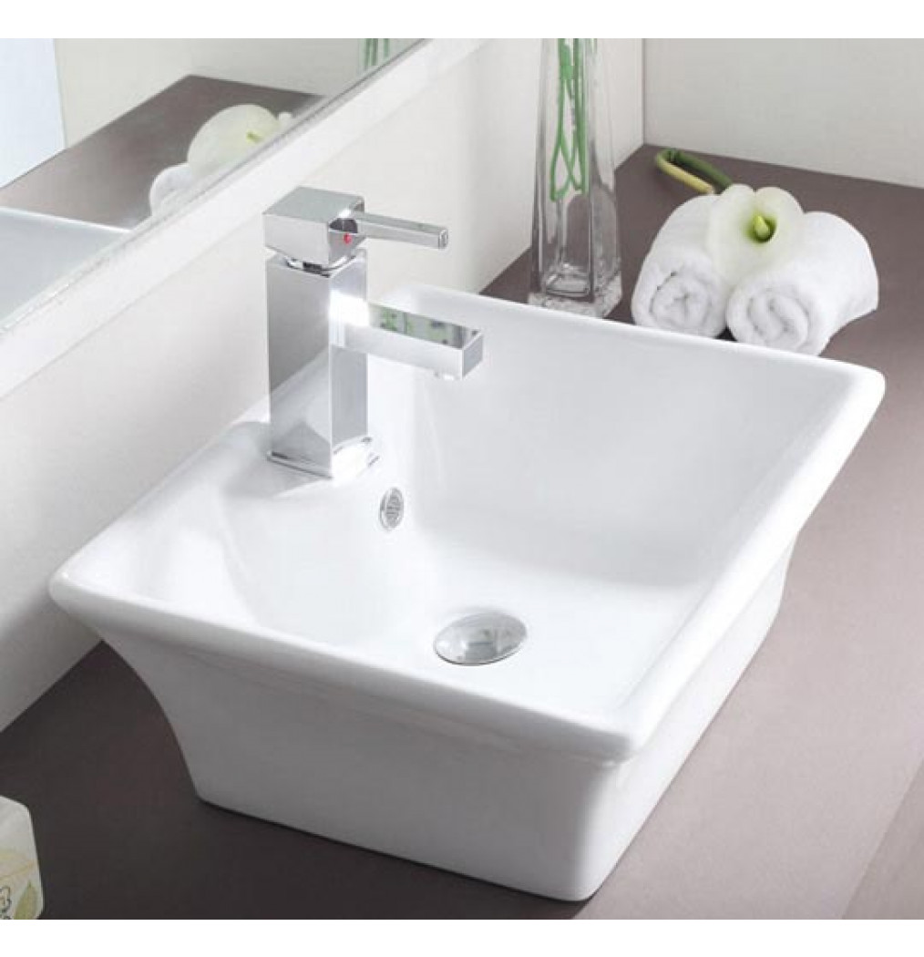 Hindware Olivia 91026 Over Counter Basins