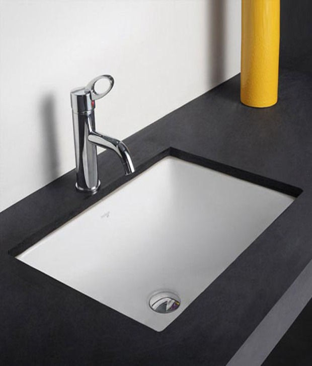 Hindware Garnet 10080 Under counter Basin