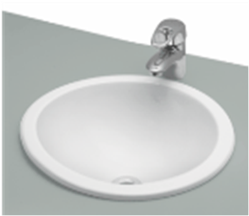 CERA CIRCLE 1027 Under / Over Counter Wash Basin