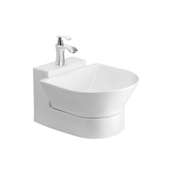 CERA CLEMENT 1213 Wash Basin 1313 Ceramic Stand