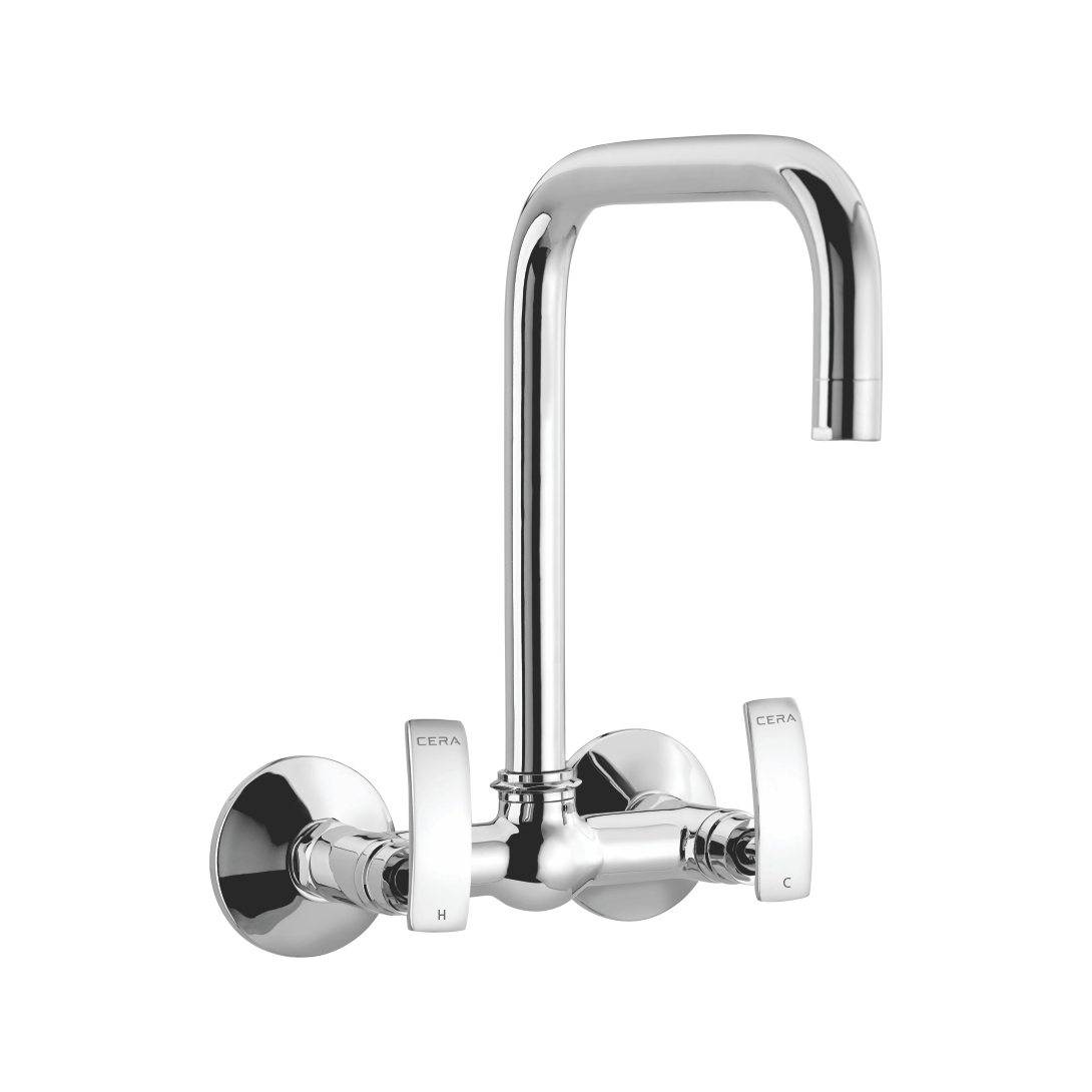 CERA CS 1119 Sink mixer (wall mounted)