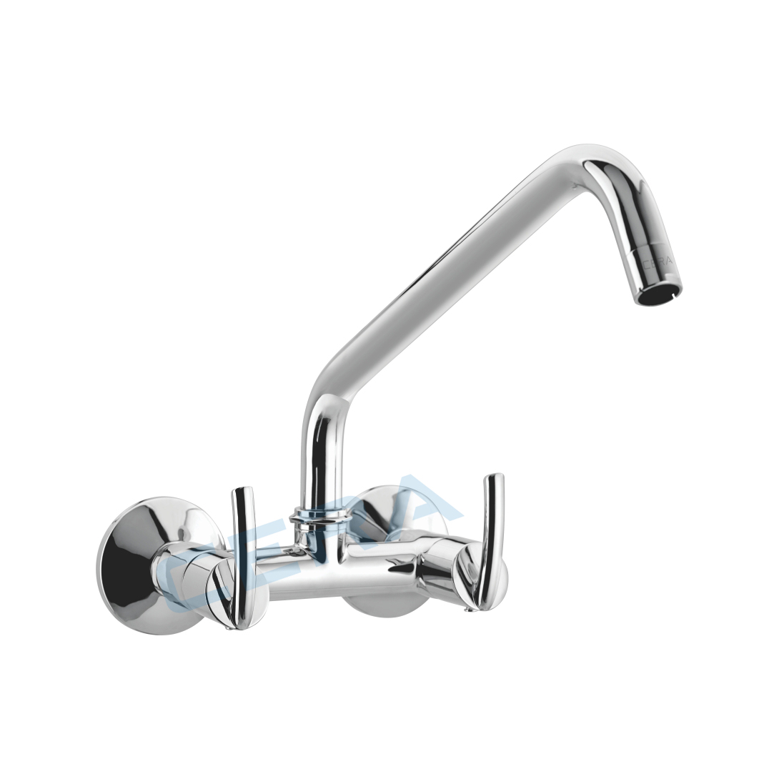 CERA CS 919A Sink mixer (wall mounted)