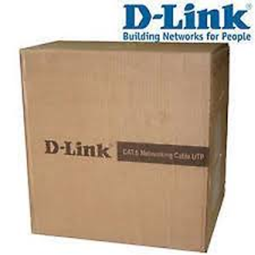 D-Link CAT-5E (NCB-5EUBLUR-100) LAN cable