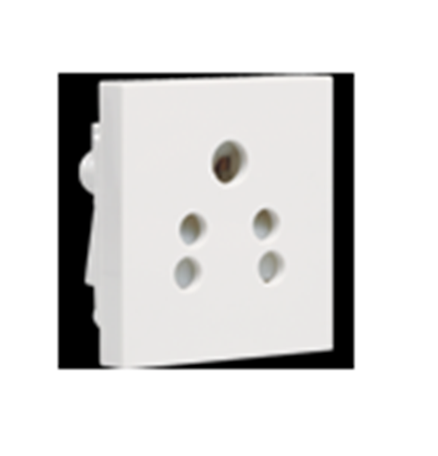 Havells Crabtree Athena 6A 5 Pin Sockets