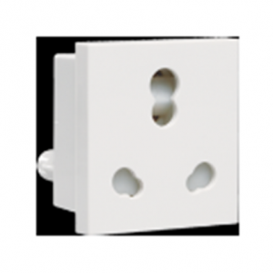 Havells Crabtree Athena 6/16A 3 Pin Combined Sockets