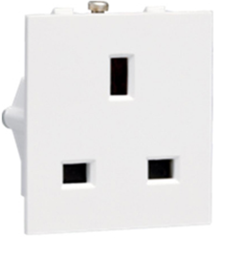Havells Crabtree Athena 13A Flat Pin Socket