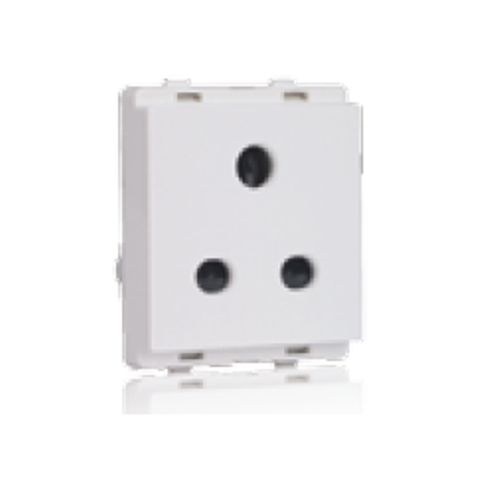 Schneider Livia 10A, 2/3 Pin Socket Outlet with Shutter