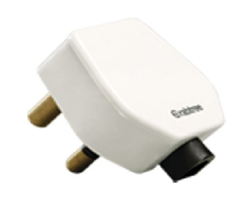 Havells Crabtree Athena 6 A 3 Pin Plug Top