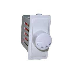 Schneider Opale Step type Fan Regulator (White)
