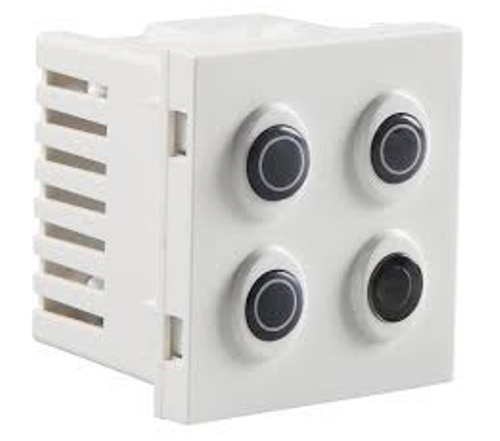 Havells Crabtree Athena I.R Switch (3 Channel)