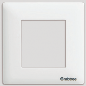 Havells Crabtree Athena 2 M Cover Plate Combined Plate