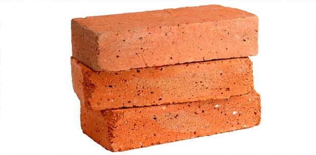 Burnt Clay Brick : Buy red clay bricks online at affordable price happho