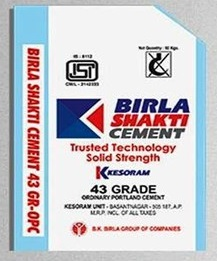Buy_Birla Shakti OPC 43 grade cement_Online_Best_Prices_India