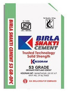 Buy_Birla Shakti OPC 53 grade cement_Best_Prices_Online