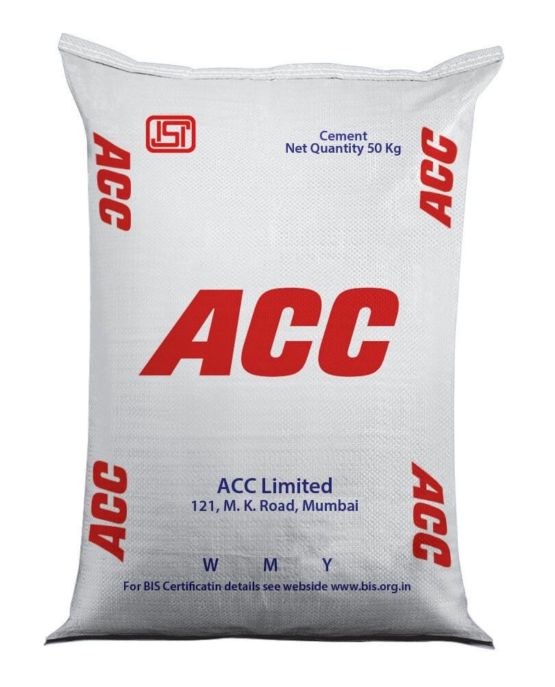 ACC OPC 43 Grade Cement