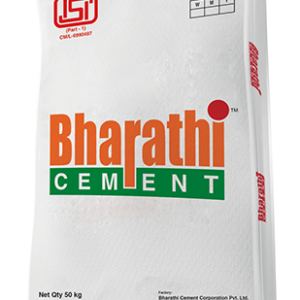 Buy_Bharathi OPC 43 grade cement_Online_Best_Prices_India