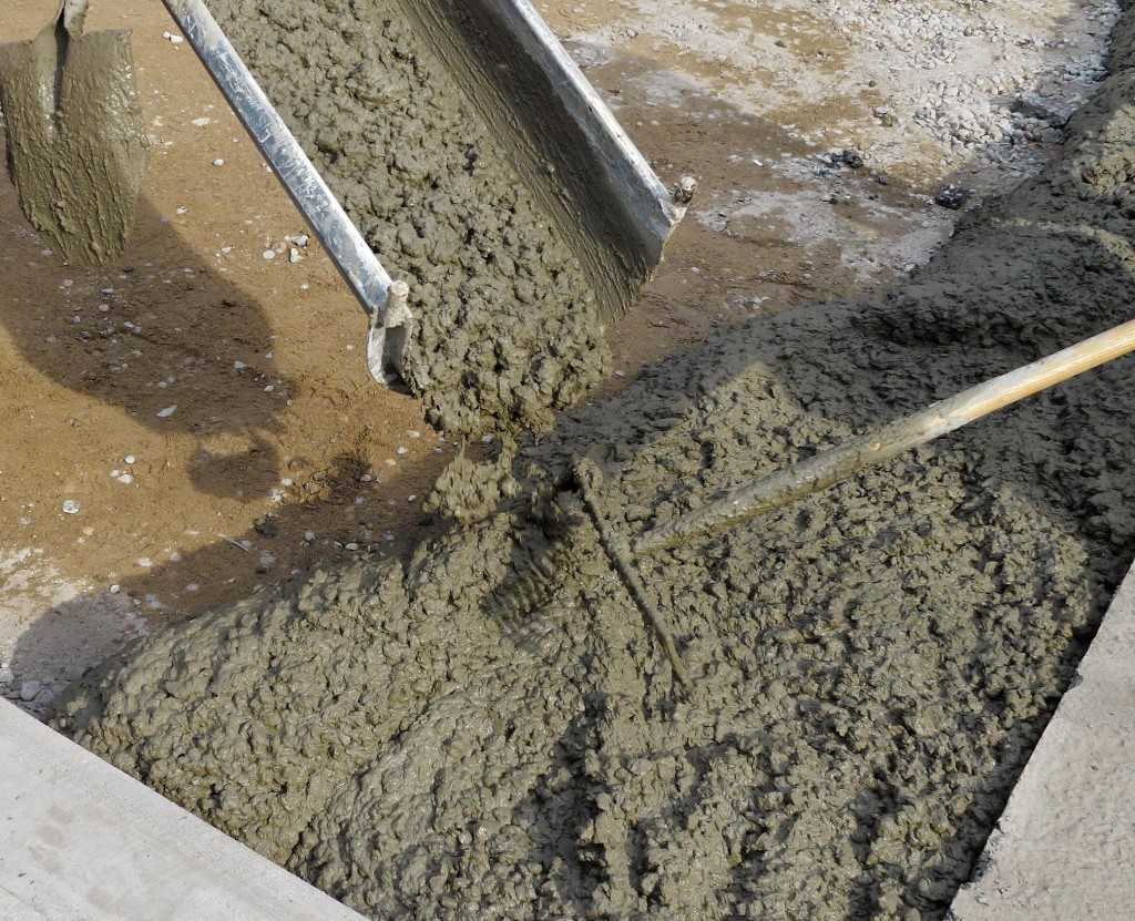Cement Building Materials : Rcc reinforced cement c creteas specified by structural