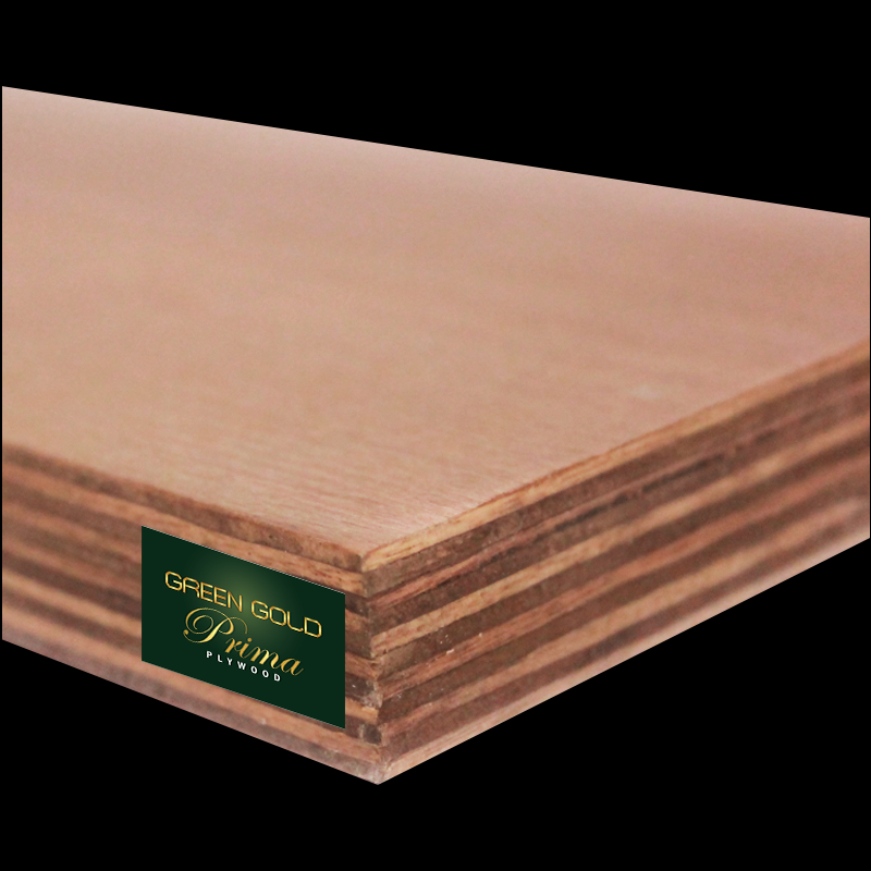 GREENPLY GREEN GOLD PRIMA PLYWOOD Size - 8ft X 4ft Thickness - 12 mm