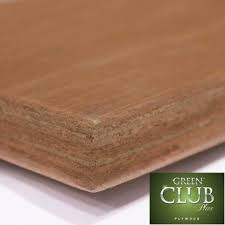 GREENPLY GREEN CLUB PLYWOOD Size - 5ft X 4ft Thickness - 19 mm