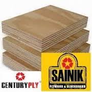 Century Ply Sainik Block board Size - 8ft x 4ft Thickness - 4 mm