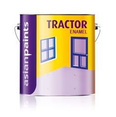 Get Best Quote for Asian Paints - Tractor Enamel Online