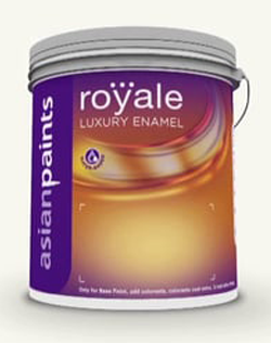 Get Best Quote for Asian Paints - Royale Luxury Enamel Online