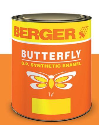 Berger Paints - Butterfly GP Enamel