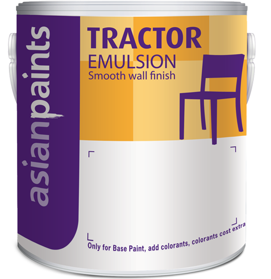 Get Best Quote for Asian Paints - Tractor Emulsion Online