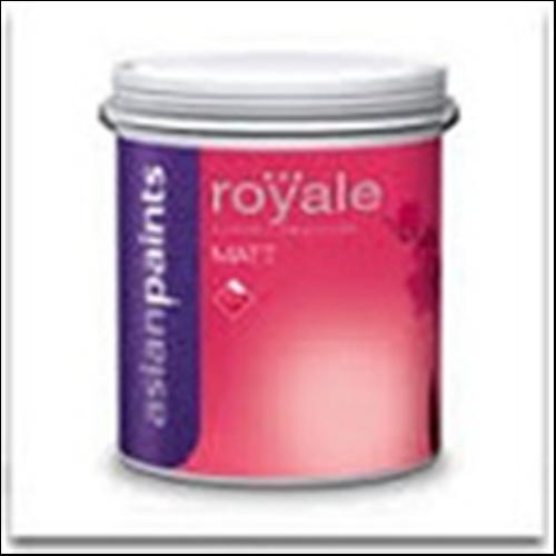 Get Best Quote for Asian Paints - Royale Matt Online