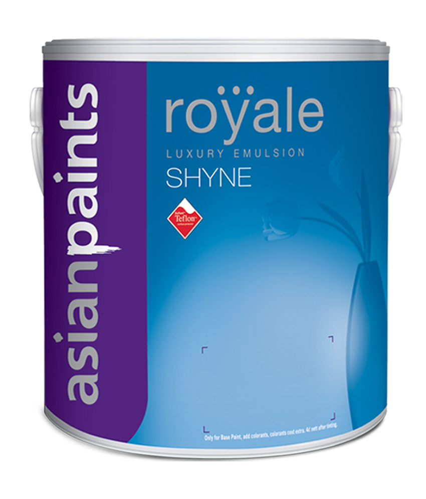 Get Best Quote for Asian Paints - Royale Shyne Online