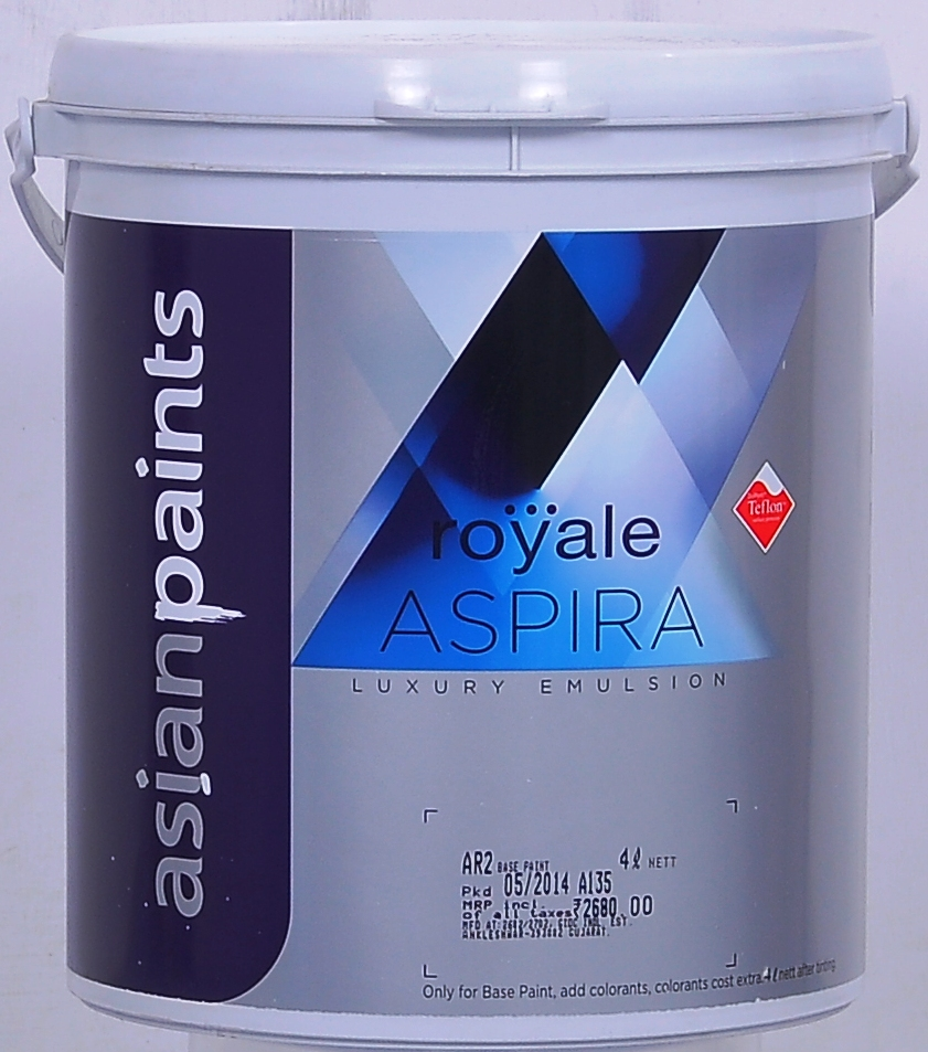 Get Best Quote for Asian Paints - Royale Aspira Online