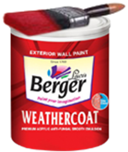 Get Best Quote for Berger Paints - WeatherCoat Smooth Online