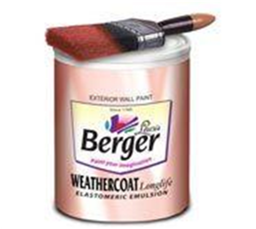 Get Best Quote for Berger Paints - WeatherCoat Longlife Onlien