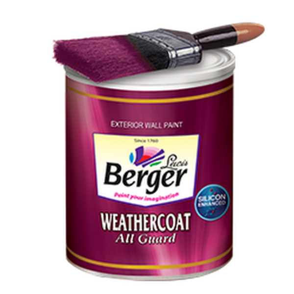 Get Best Quote for Berger Paints - WeatherCoat All Guard Online