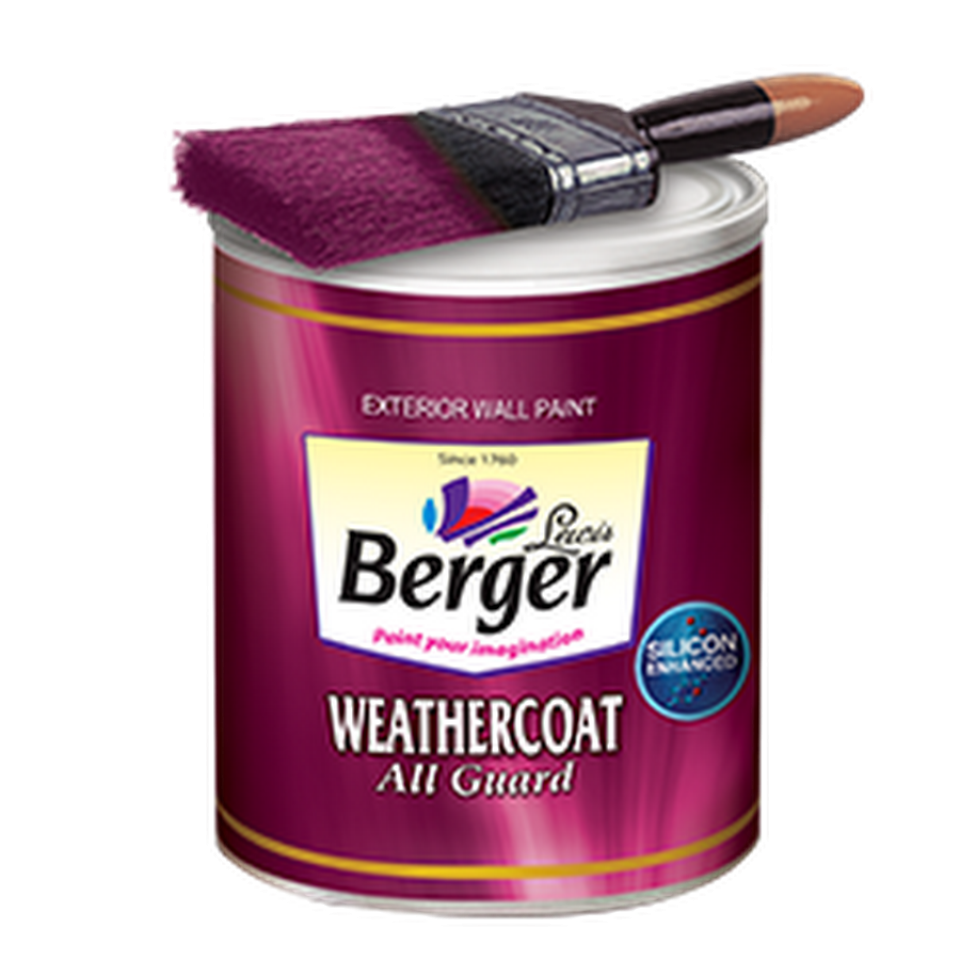 Buy Berger Paints WeatherCoat All Guard At Best Rates