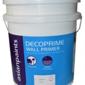 Get Best Quote for Asian Paints Decoprime Wall Primer - White (Water Based) WT Online