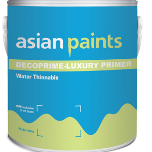 Get Best Quote for Asian Paints Decoprime Wall Primer - White (Solvent Based) ST Online