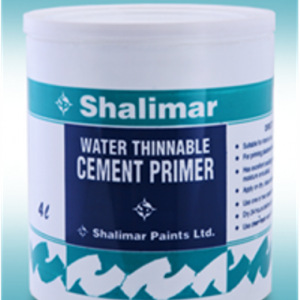 Get Best Quote for Shalimar Water Thinnable Cement Primer Online