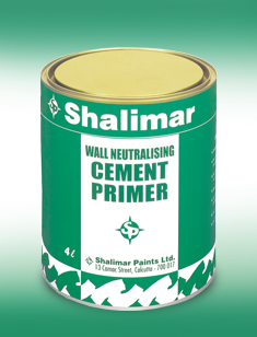 Get Best Quote for Shalimar Wall Neutralising Cement Primer Online