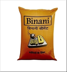 Get Best Quotes for Binani OPC 43 Grade cement online in India