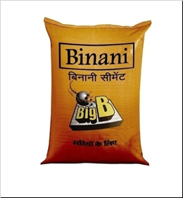 Get Best Quotes for Binani OPC 53 Grade cement online in india