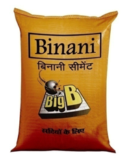 Get Best Quotes for Binani PPC cement online in India