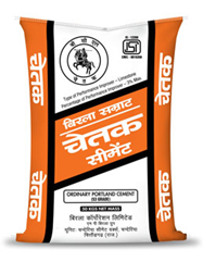 Get Best Quotes for Birla Samrat Chetak OPC 43 Grade Cement Online in India