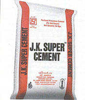 Get Best Quotes for J K Super OPC 43 Grade Cement Online in India