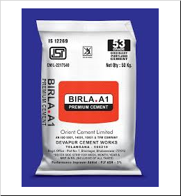 Get Best Quotes for Birla A1 OPC 53 Grade Cement Online in India