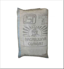 Get Best Quotes for Nagarjuna OPC 43 Grade Cement Online in India