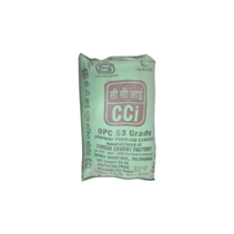 Get Best Quotes for CCI OPC 53 Grade Cement online in India