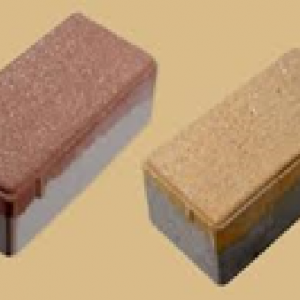 Get Best Quotes for Brick shape Paver Block Online in India