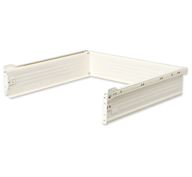 Get Quotes for Ebco Full Panel Quick Fit (Ht. 54,86,125Mm) -Fpq -86mm X 450mm X 450mm in India
